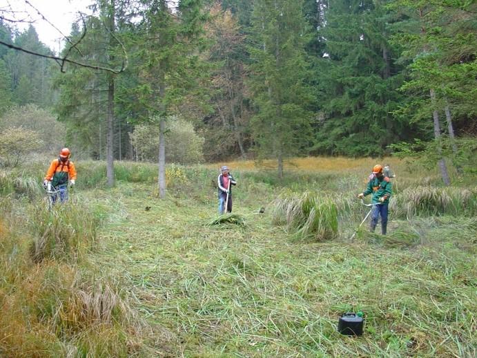 Biotop- und Landschaftspflege Tuttlingen