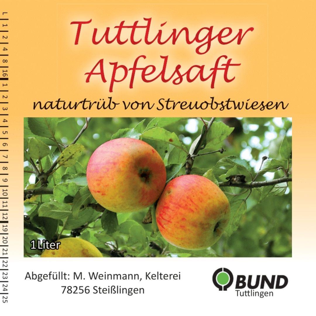 Tuttlinger Apfelsaft